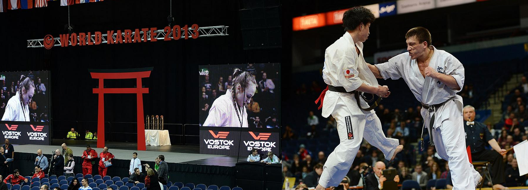 karate vostok europe
