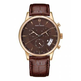 Claude Bernard Classic Chronograph 01002 37R BRIR