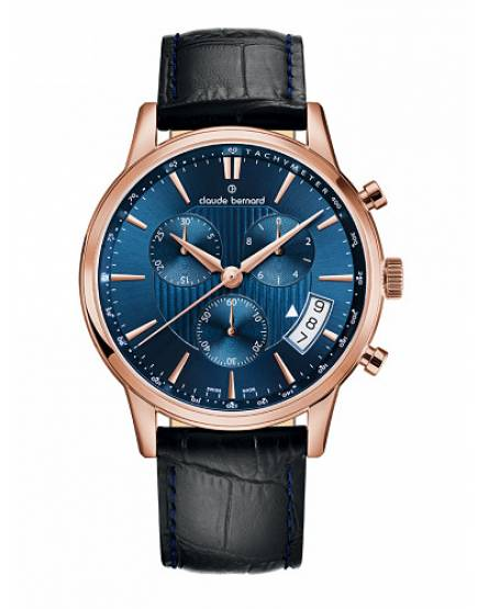 Claude Bernard Classic Chronograph 01002 37R BUIR