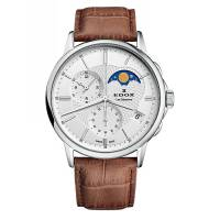 Edox Les Bemonts Chronograph Moon Phase 01651 3 AIN