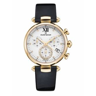 Claude Bernard Dress Code Lady Chronograph 10215 37J APD1