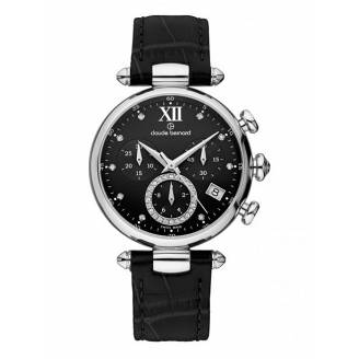 Claude Bernard Dress Code Lady Chronograph 10215 3 NPN1
