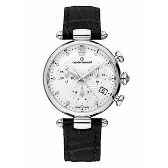 Claude Bernard Dress Code Lady Chronograph 10215 3 APN2
