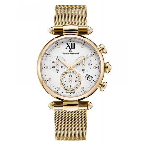 Claude Bernard Dress Code Lady Chronograph 10216 37J APD1
