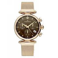 Claude Bernard Dress Code Lady Chronograph 10216 37R BRPR2