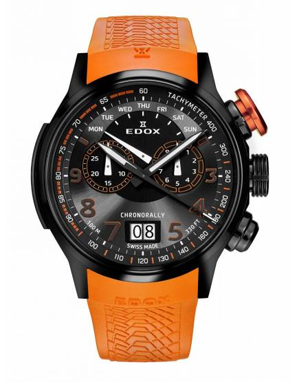 Edox Chronorally 38001 TINNO3 NO3