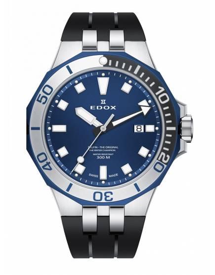 Edox Delfin Diver Date 53015 357BUNCA BUIN