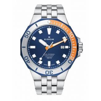 Edox Delfin Diver Date 53015 357BUOM BUIN