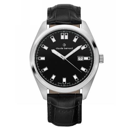 Claude Bernard Classic ST50 Date 53019 3CN NIN