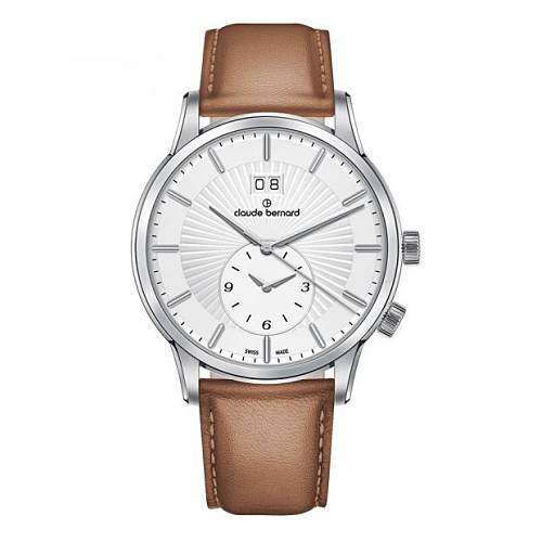 Claude Bernard Classic 2nd Time Zone 62007 3 AIN