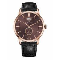 Claude Bernard Classic Big Date Small Second 64005 37R BRIR3