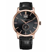 Claude Bernard Classic Big Date Small Second 64005 37R NIR3