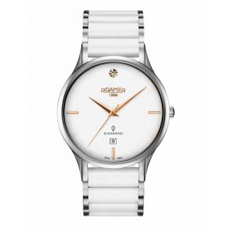 Roamer C-Line Diamond Gents 657833 40 29 60