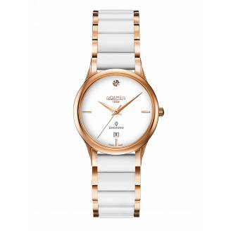 Roamer C-Line Diamond Ladies 657844 49 29 60