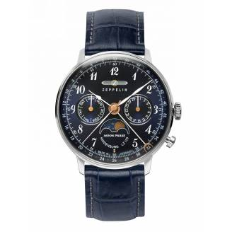Zeppelin LZ129 Hindenburg Moonphase 7037-3
