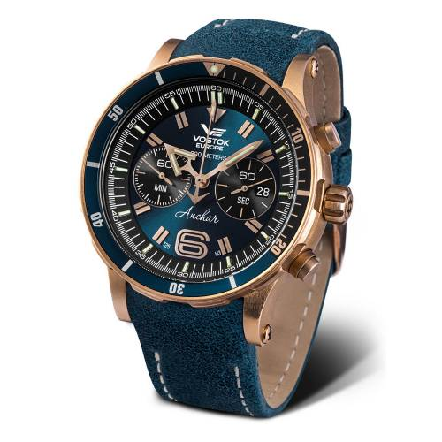 Vostok Europe Anchar Chrono 6S21-510O586
