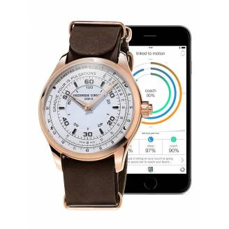 Frederique Constant Horological Smartwatch FC-282ASB5B4