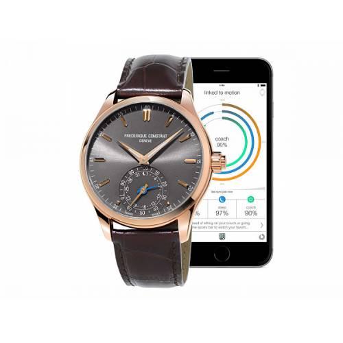 Frederique Constant Horological Smartwatch FC-285LGS5B4