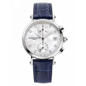 Frederique Constant Classics Quartz Chronograph Ladies FC-291MPWD2R6