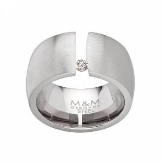 M&M Modern Glam Žiedas MR3208-154