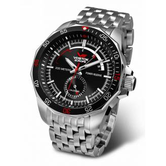 Vostok Europe Rocket N1 Power Reserve NE57-225A563Br