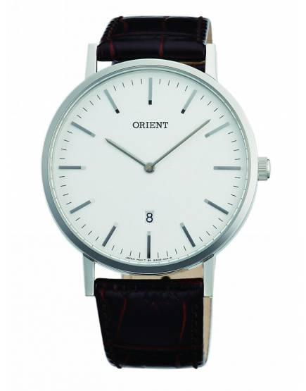Orient Contemporary Quartz FGW05005W0