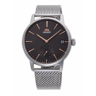 Orient Stylish Contemporary Small Second Mesh RA-SP0005N10B
