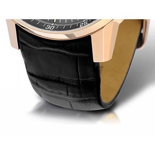 Vostok Europe Limousine Odinė apyrankė 565-rose-gold-Le-Black1